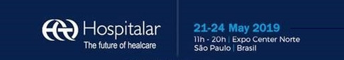 Upcoming: Hospitalar 2019 in Sao Paulo