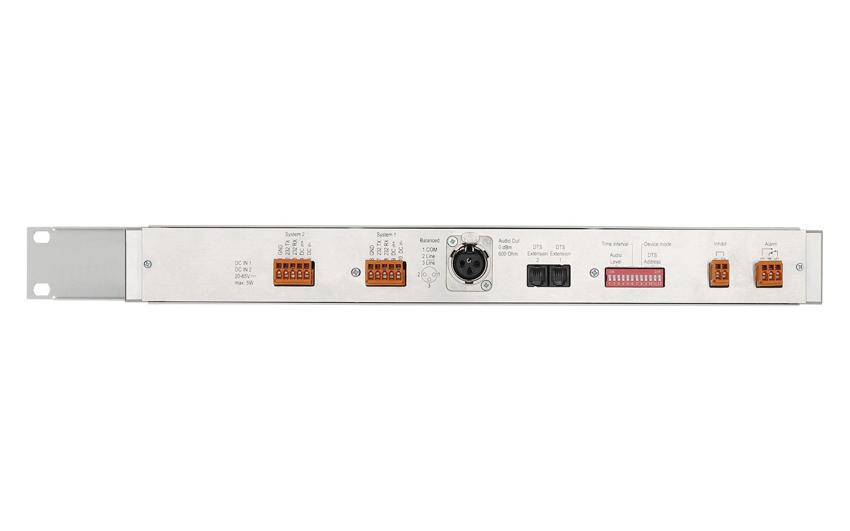 AL-07 8 Pin DCC socket