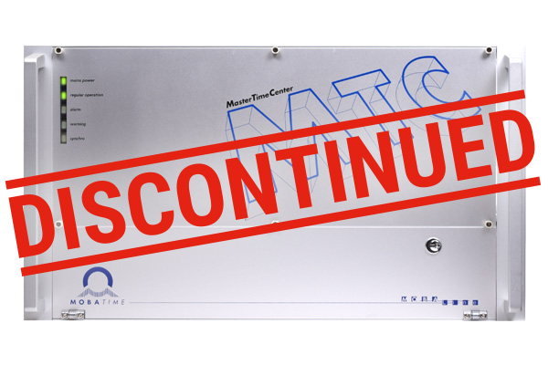 MTC discontinued