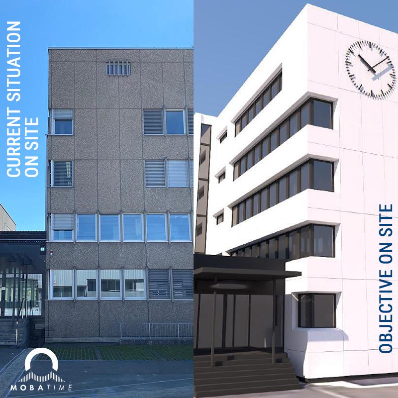 facade clock 2.0