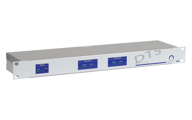 Mobatime dts2345-3 distributor for serial interfaces