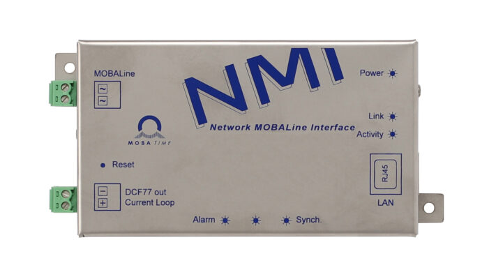 Mobatime NMI-1 Network MOBALine Interface