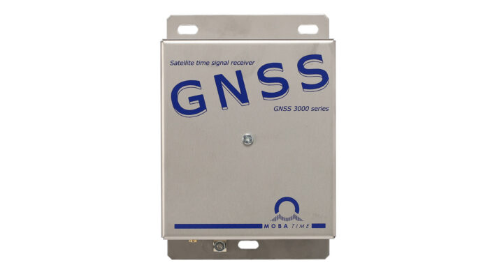 Mobatime GNSS receiver time signal receiver box