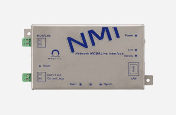 Mobatime NMI - Network MOBALine Interface
