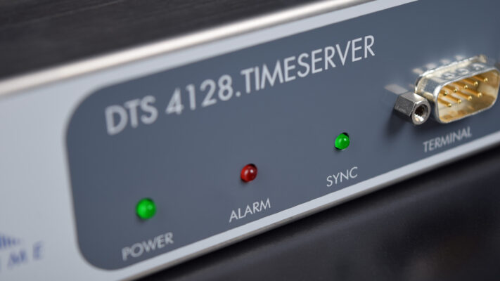 DTS 4128 Time Sever NTP